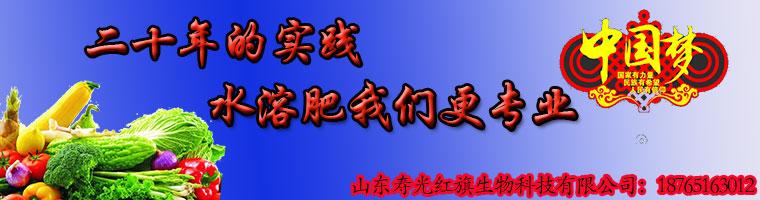 寿光红旗生物科技有限公司